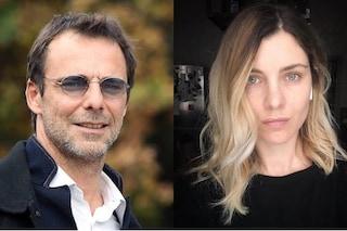 """Vittoria Puccini: """"Via dall'università per fare l'attrice. Con Preziosi? È un bravo papà"""""""