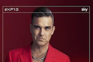 X Factor 13, Robbie Williams sarà ospite della finale