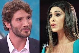 """Stefano De Martino ironizza: """"Sposare di nuovo Belén Rodriguez? No, perseverare è diabolico"""""""