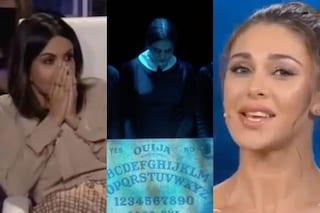 """Momento horror a Tu sì que vales, Sabrina Ferilli: """"Che gioco di mer**"""" e Belén Rodriguez scappa"""