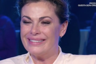 """Le lacrime di Vanessa Incontrada a Domenica In e il grido dei social: """"Datele Sanremo"""""""