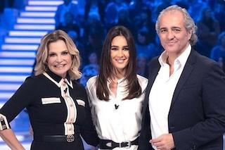 """Simona Ventura: """"Giovanni Terzi ha riunito la mia famiglia. Bettarini testimone? Una splendida idea"""""""