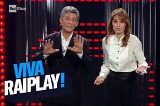 Il boom di Fiorello con Viva RaiPlay, la prima puntata fa il pieno di visualizzazioni