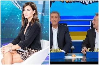 """Bianca Guaccero rifatta secondo Striscia la Notizia, lei: """"L'unica che si rifà il seno al contrario"""""""