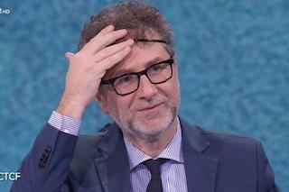 """Gaffe di Fabio Fazio a Che tempo che fa: """"La Tosca di Giuseppe Puccini"""""""