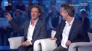 """Gaffe di Mara Venier su Ficarra e Picone: """"Ecco Ficarra e Ficone"""" e il duo: """"Materiale per Striscia"""""""