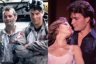 Italia1 celebra gli anni '80: da Ghostbusters a Dirty dancing, tutti i film in programmazione