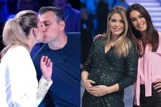 """Costanza Caracciolo conferma: """"Sono incinta, io e Christian Vieri aspettiamo una femmina"""""""