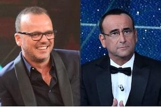 """D'Alessio punge Conti a Sanremo Giovani: """"Carlo mi ha eliminato"""", si riferisce a Sanremo 2017"""
