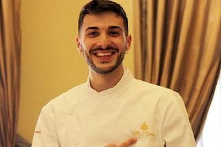 Davide Marzullo è il vincitore diAntonino Chef Academy 2019