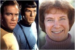 Morta D.C. Fontana, addio alla grande sceneggiatrice di Star Trek