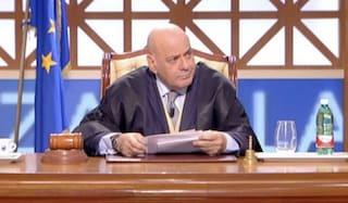 """Il giudice Francesco Foti torna a Forum dopo la sospensione: """"Presto sarò di nuovo tra voi"""""""