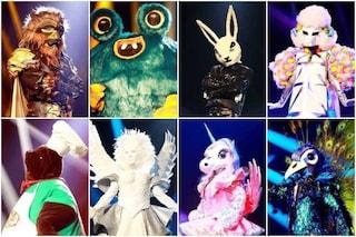 Il cantante mascherato: concorrenti e puntate dello show di Milly Carlucci su Rai1
