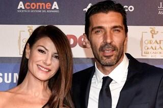 """Ilaria D'Amico: """"Gigi Buffon mi ha chiesto di sposarlo, ferita da chi mi definisce rovina famiglie"""""""