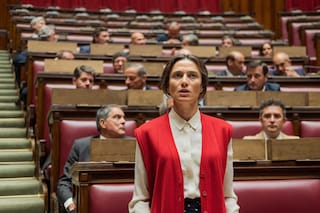 """Anna Foglietta: """"Vedo Nilde Iotti in donne come Federica Angeli, Ilaria Cucchi e Greta Thunberg"""""""
