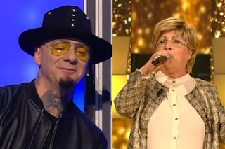 "All together now, J-Ax su Rosetta Falzone: ""Dove vuole andare"" ma la 61enne conquista la finale"