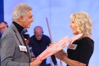 Uomini e Donne, anticipazioni: Juan Luis Ciano piange con Gemma Galgani e svela perché non la bacia