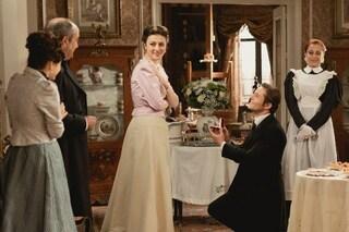 Una vita, anticipazioni 23 - 27 dicembre: Samuel chiede a Lucia di sposarlo, Celia ha un malore