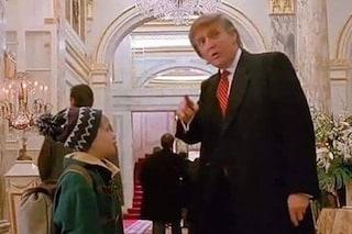 """Mamma ho riperso l'aereo, in Canada tagliata la scena di Trump: """"Il film non sarà più lo stesso"""""""