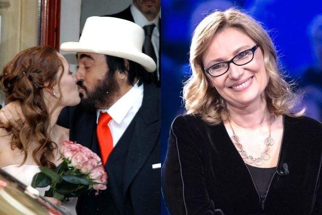 Luciano Pavarotti Nicoletta Mantovani