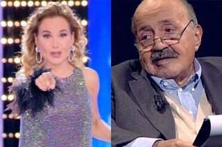 """Maurizio Costanzo su Barbara D'Urso: """"La sua è televisione? Nutro sempre più dubbi"""""""