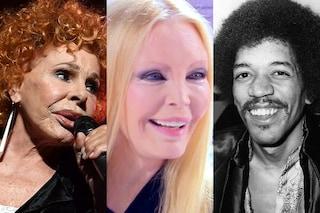 """Patty Pravo: """"Mai fumato una canna con Ornella Vanoni ma con Hendrix sì, allora c'era roba buona"""""""