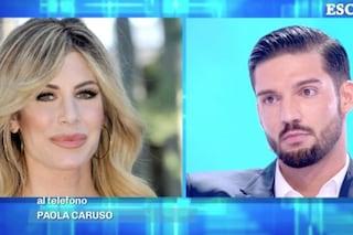 """Moreno Merlo accusa Paola Caruso: """"Mi ha chiesto di fingerci fidanzati per andare da Barbara D'Urso"""""""