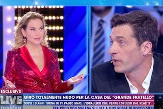"""Paolo Mari 10 anni dopo il Grande Fratello: """"Subii un TSO una settimana dopo la squalifica"""""""