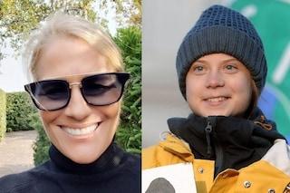 """Heather Parisi dalla parte di Greta Thunberg: """"Sempre più convinta che sia nel giusto"""""""