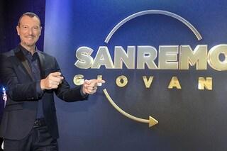Il Sanremo Giovani 2020 di Amadeus fa più ascolti di quello di un anno fa, ma vince All Together Now