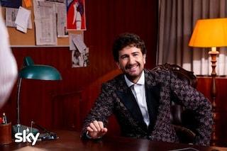 """Alessandro Siani in tv per la vigilia di Natale, """"Stasera Felicità"""" è un omaggio al Truman Show"""