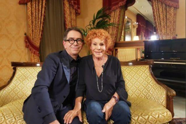 In arte Ornella: stasera l'intervista alla Vanoni in onda su Rai 3