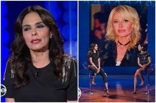 """Maria Grazia Cucinotta a Nathaly Caldonazzo: """"L'amicizia non dovrebbe diventare gossip"""""""