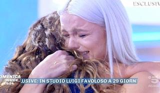 Domenica Live: Mercedesz Henger fa pace con la madre Eva e riabbraccia la sorella Jennifer