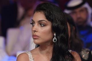 Georgina Rodriguez e il no a Sanremo, possibile forfait per la fidanzata di Cristiano Ronaldo