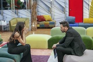 """Grande Fratello Vip 2020, Serena Enardu dopo il confronto con Pago: """"Ho pianto tutta la notte"""""""