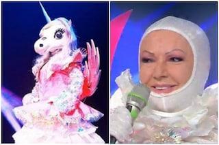 Il Cantante Mascherato, scoperta l'identità dell'Unicorno: è Orietta Berti
