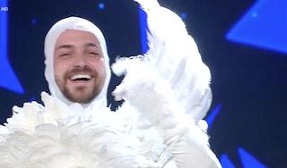 L'Angelo de Il cantante mascherato 2020 è Valerio Scanu: tutti gli indizi delle 4 puntate