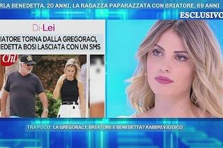 """Benedetta Bosi: """"Non c'è mai stata una storia con Flavio Briatore, solo un bacio a stampo"""""""