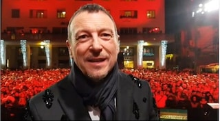 Il Capodanno su Rai1 si farà lo stesso, Amadeus in onda da Roma