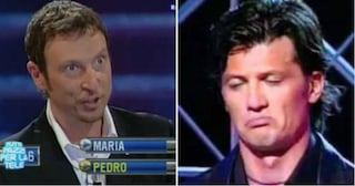 """Anche Pedro condanna Amadeus su Sanremo: """"Faccio un passo indietro per darti un calcio nel c**lo"""""""