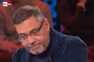"""Andrea Vianello in tv dopo l'ictus: """"È devastante, arriva come una botta, un fulmine"""""""