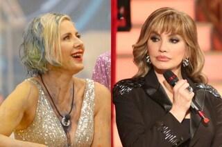 """Antonella Elia: """"Il cantante mascherato? Spogliamoci per fot**re gli ascolti a Milly Carlucci"""""""