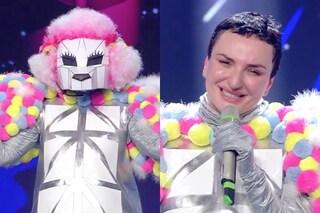 Il cantante mascherato, Arisa è il Barboncino