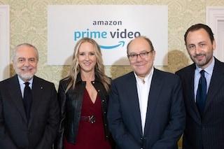 Amazon Prime Video, nel 2020 una serie sulla vita di Carlo Verdone e un docufilm su Tiziano Ferro