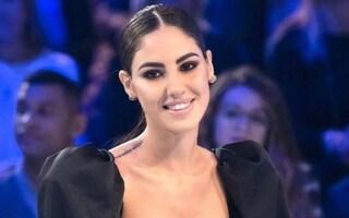 """Giulia De Lellis ospite di Silvia Toffanin: """"Spero che Andrea Damante sia felice"""""""