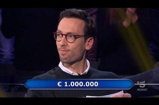 Chi è Enrico Remigio, che ha vinto un milione di euro con la risposta su Gene Cernan