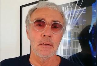 """Massimo Giletti dopo la morte del padre: """"Grazie per esserci stati in un momento così terribile"""""""