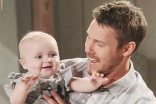 Beautiful, anticipazioni 20 - 25 gennaio: Liam culla Beth ma non sa che è la figlia che crede morta