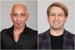 Grande Fratello Vip 2020, Salvo Veneziano e Patrick Ray Pugliese al televoto